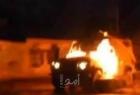 محدث - استهداف جيب عسكري من شمال قطاع غزة بصاروخ كورنيت فيديو