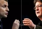 بعد صفعة ماكرون.. زعيم حزب فرنسي يتعرض للرشق بالطحين