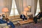 شكري: نسعى لإحياء المسار التفاوضي لتسوية شاملة .. ونرفض استهداف الهوية العربية لمدينة القدس