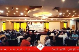 غزة: المبادرة الوطنية تكرم الصحفيين والمؤسسات الإعلامية تقديرًا لجهودهم