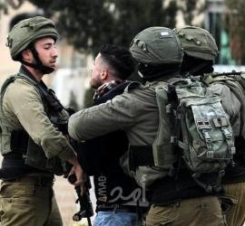 قوات الاحتلال تعتقل شابين وفتى من بيت لحم ورام الله