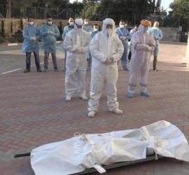 """قلقيلية: وفاة مواطنة إثر إصابتها بفيروس """"كورونا"""""""