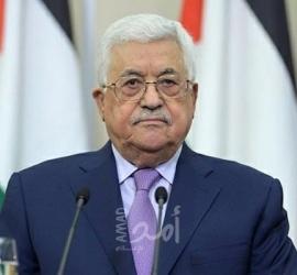 الرئيس عباس يهاتف أسامة القواسمي معزيا بوفاة شقيقته