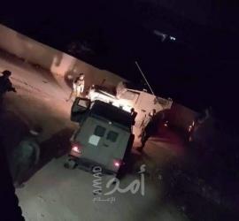 قوات الاحتلال تعتقل ثلاثة أطفال من مخيم عايدة شمال بيت لحم