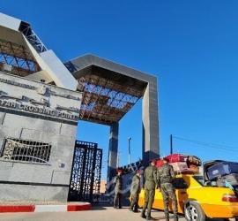 """داخلية حماس تعلن آلية السفر عبر معبر رفح """"الأربعاء"""""""