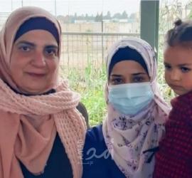 """سلطات الاحتلال تفرج عن الأسيرة """"أزهار قاسم"""" من مخيم جنين"""