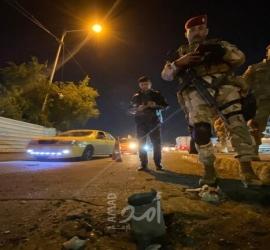 العراق: استهداف قاعدة عسكرية أمريكية قرب مطار بغداد بـ 3 صواريخ