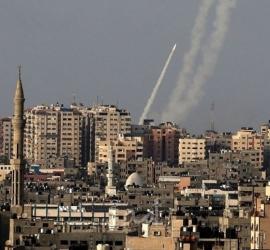 القسام يعلن استخدامه صاروخ جديد خلال جولة التصعيد الحالية