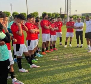 اتحاد الكرة المصري ينهى عمل جهاز شوقي غريب مع المنتخب الأولمبي