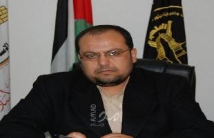"""شهاب لـ""""أمد"""": الجهاد حركة مقاومة فلسطينية ندافع عن أرض فلسطين"""