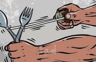 (6) أسرى يواصلون إضرابهم عن الطعام داخل سجون الاحتلال وعلى فترات متفاوتة