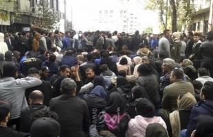 الأمن الإيراني يقمع بالرصاص الحي احتجاجات شعبية وعمالية في الأحواز - فيديو