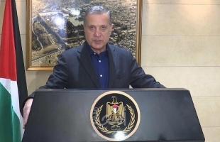 أبو ردينة: الرئاسة ترفض تصريحات نتنياهو وتؤكد أن القدس الشرقية هي عاصمة دولة فلسطين الأبدية