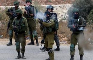 إصابة شاب برصاص قوات الاحتلال بعد إلقاءه زجاجات حارقة في القدس