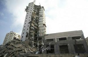 صرف مستحقات من المنحة الإيطالية للمقاولين بغزة