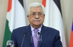 الرئيس عباس يهاتف والد الشهيد شوكت عوض معزيا
