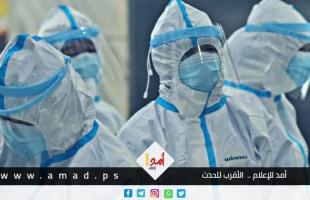 """صحة حماس: تسجيل 8 وفيات و1437 إصابة جديدة بـ""""كورونا"""""""
