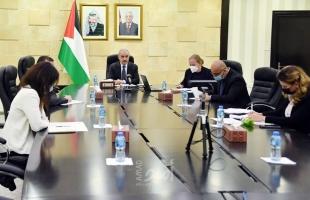 للمرة الأولى في عهد الرئيس عباس.. الحكومة الفلسطينية تعقد جلستها في جنين