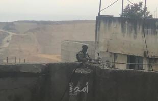 إصابة شاب برصاص جيش الاحتلال في بلدة زيتا شمال طولكرم