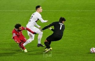 فوز ليفربول ومحمد صلاح يدخل نادي العضماء في الدوري البريطاني