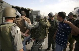 قوات الاحتلال تعتقل ستة مواطنين في الخليل