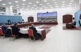 """الرئيس عباس يترأس اجتماعا لمركزية """"فتح"""" مساء الثلاثاء"""