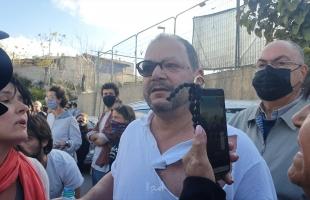 إدانات واسعة لإعتداء قوات الاحتلال على عضو الكنيست كسيف خلال مظاهرة الشيخ جراح