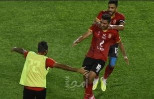 محمود علاء يهدي الأهلي الفوز  على الزمالك - فيديو