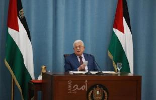 الرئيس عباس يهنئ رئيس جمهورية بنين بالعيد الوطني
