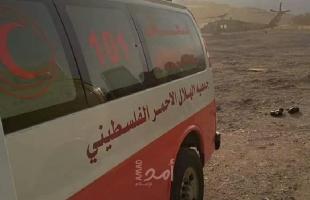 اصابة شاب برصاص جيش الاحتلال في جنين