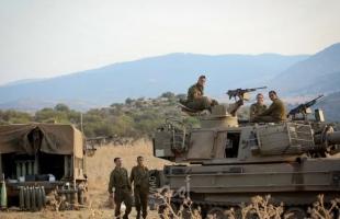 الجيش الإسرائيلي يبدأ مناورات عسكرية على الحدود مع لبنان
