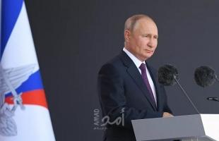 بوتين: لا داعى للتسرع فى الاعتراف الرسمى بحركة طالبان