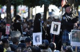 آلاف الأمريكيين يحيون ذكرى (11) سبتمبر
