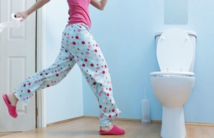 """""""دخول الحمام"""" المتكرر جهاز إنذار الأمراض - تعرف"""