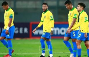 """""""البرازيل"""" يسحق """"أوروجواي"""" بهدفين في التصفيات المؤهلة لكأس العالم"""