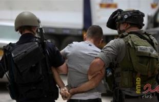 قوات الاحتلال تشن حملة اعتقالات في عدة مدن بالضفة الغربية