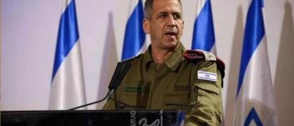 كوخافي: رد الفعل على إطلاق أي صاروخ أو بالونات من غزة سيكون حاداً