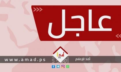 اندلاع حريق في موقع القصف شرقي محافظة خان يونس جنوب قطاع غزة