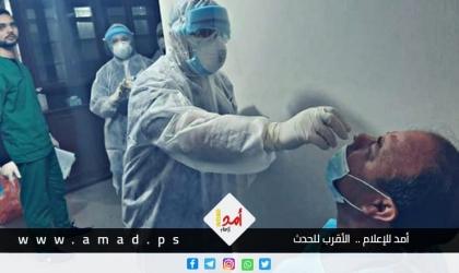 """صحة حماس: (6) وفيات و344 إصابة بـ""""كورونا"""" خلال 24 ساعة الماضية في قطاع غزة"""