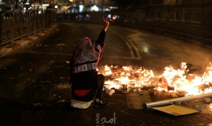محدث - القدس: 100 إصابة خلال مواجهات في منطقة باب العامود - فيديو