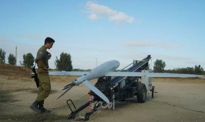 """جيش الاحتلال يكشف عن استخدام طائرة استطلاع جديدة خلال """"عدوان مايو""""- صور"""