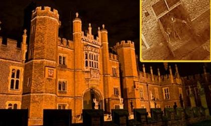 قصص رعب عن قصر هامبتون الملكى