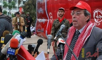 """ذكرى رحيل عضو المكتب السياسي للجبهة الشعبية """"رباح مهنا"""""""