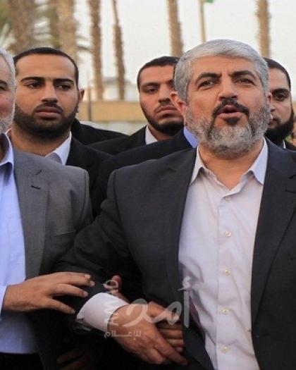 """محللون يتحدثون لـ """"أمد"""" عن مستقبل رئيس حركة حماس القادم..  هنية أم مشعل!"""
