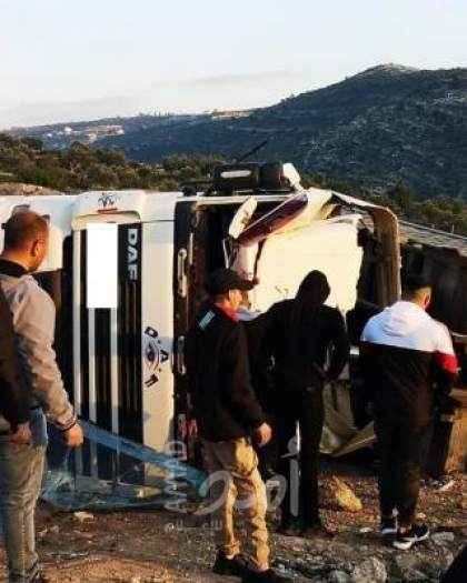 القدس: مصرع شاب ووفاة طفلة في حادثي سير